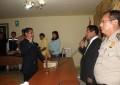 Juramenta Comité Seguridad Ciudadana en Víctor Larco
