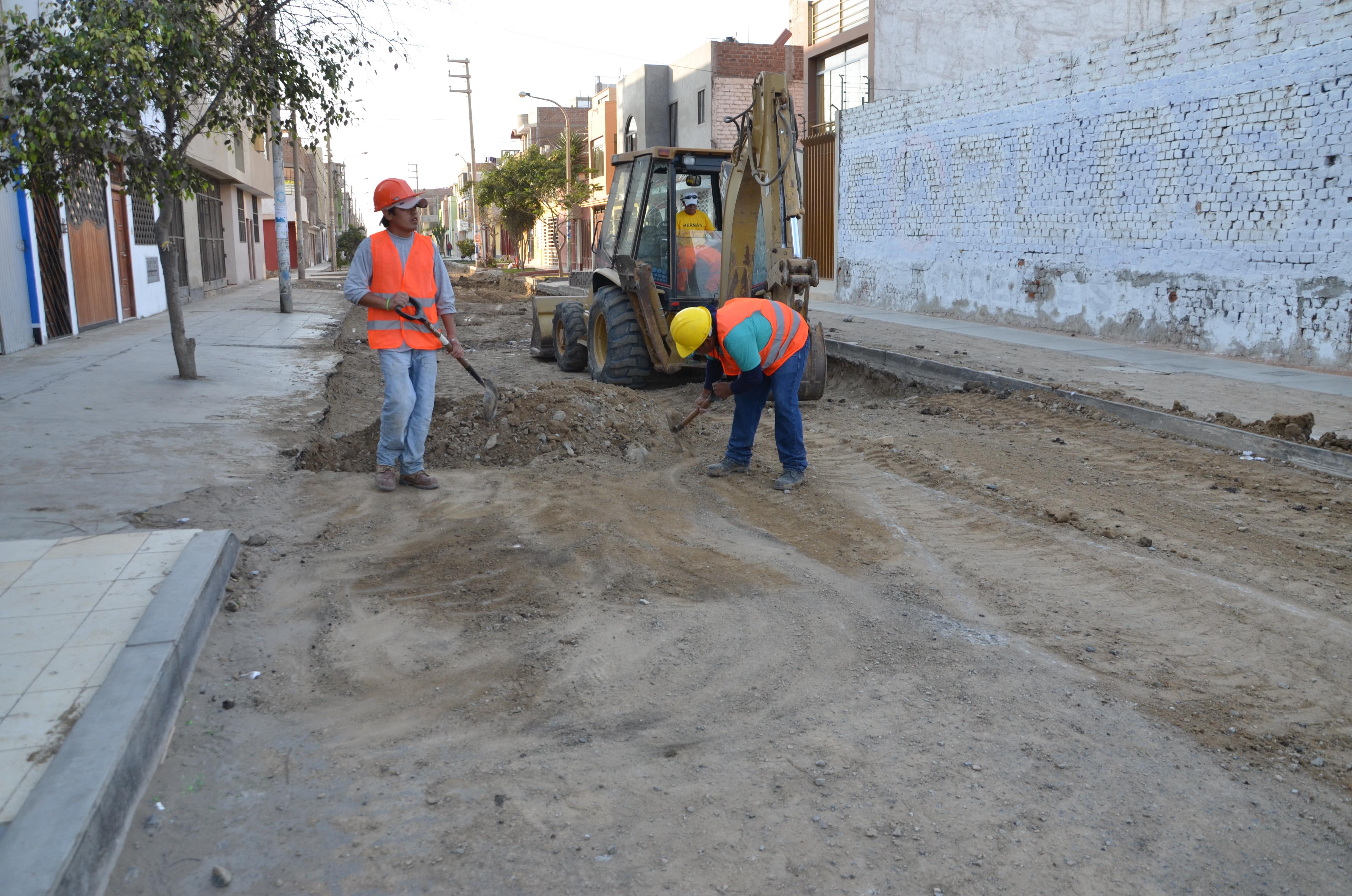 Construyen nueva pista en San Andrés