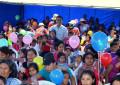 Presidente Regional apoya educación
