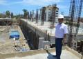 Avanza construcción de Colegio Cáceres