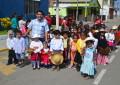 Celebración del Día del Campesino.
