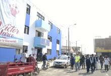 Ejecutan simulacro de sismo y tsunami en Víctor Larco
