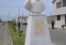 Avenida en Víctor Larco lleva el nombre del Papa Francisco