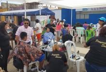 Cientos se benefician con campaña médica gratuita en Víctor Larco