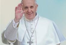 Víctor Larco se prepara para recibir el mensaje de paz de Francisco