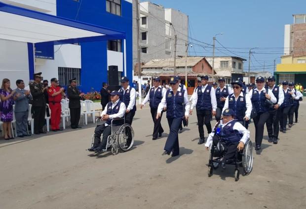Seguridad Ciudadana está garantizada al 80% en Víctor Larco