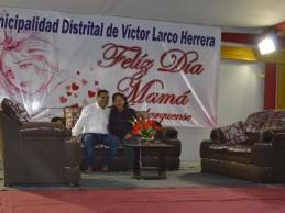 Cinco mil madres homenajeadas en Víctor Larco