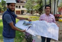 Inician mejoramiento de parque Buena Vecindad