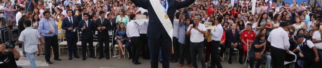 César Juárez dio inicio a gobierno de puertas abiertas en Víctor Larco