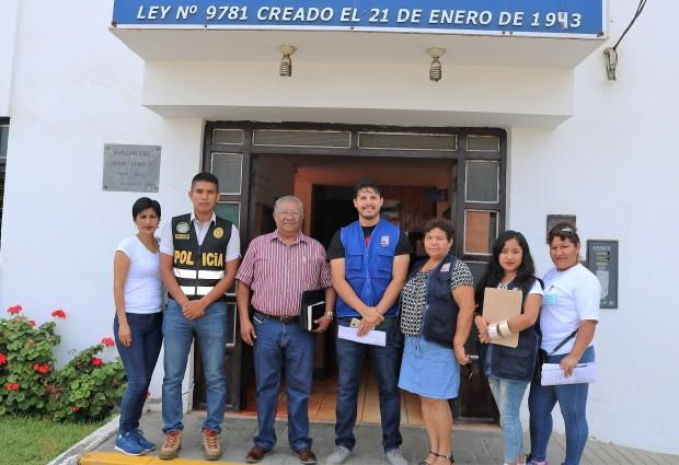 Inician acciones de Coalición Comunitaria en Buenos Aires Norte